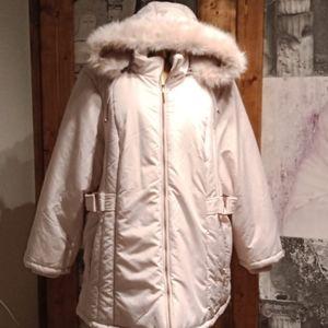 Intl details winter jacket